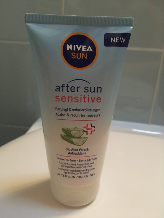 Nivea After Sun Sensitive Sos Tb 175 Ml Inci Beauty