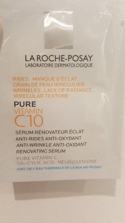 La Roche Posay Pure Vitamin C10 Inci Beauty