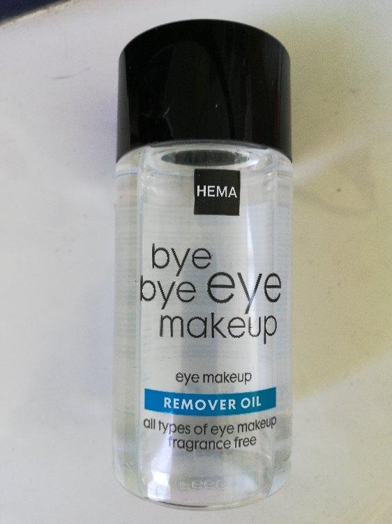 Hema Bye Eye Makeup Remover Oil