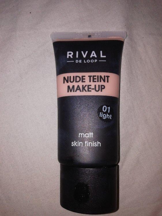 Rival de Loop Nude Teint Make-up - 01 Light - 30 ml - INCI
