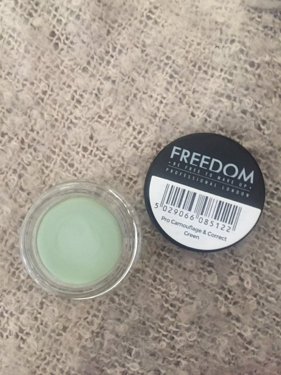 Freedom Makeup London Camouflage