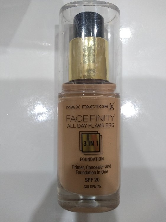 Face Finity all day flawless 3 in 1 N° 75 Golden - 30 ml