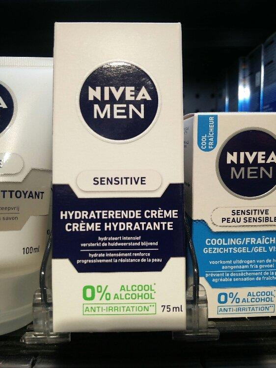 nivea sensitive hydraterende creme