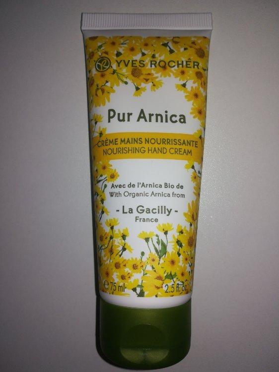 Yves Rocher Pur Arnica Crème Mains Nourrissante - 75 ml..