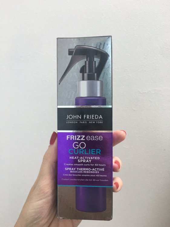 Frizz Ease Go Curlier - Spray thermo activé boucles rebondies 100ml ... ef494cc5f7c