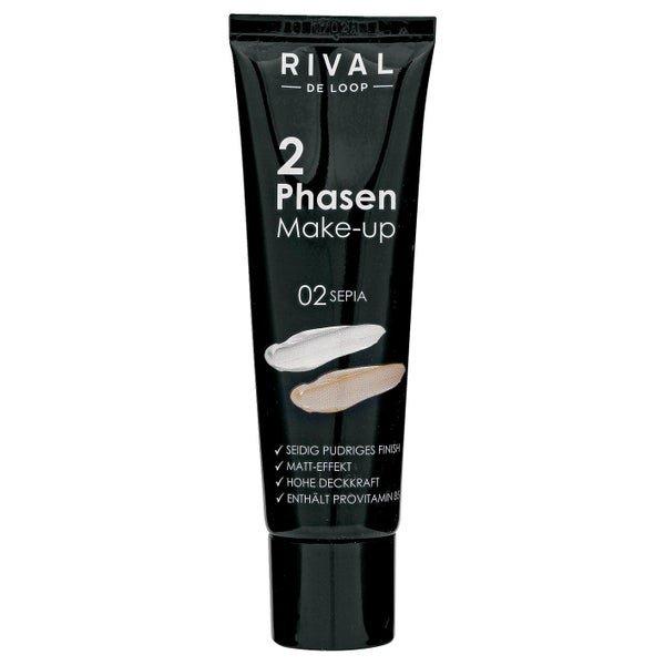 Rival Loves Me Perfect Matt Make-up 01 Vanilla - 30 ml