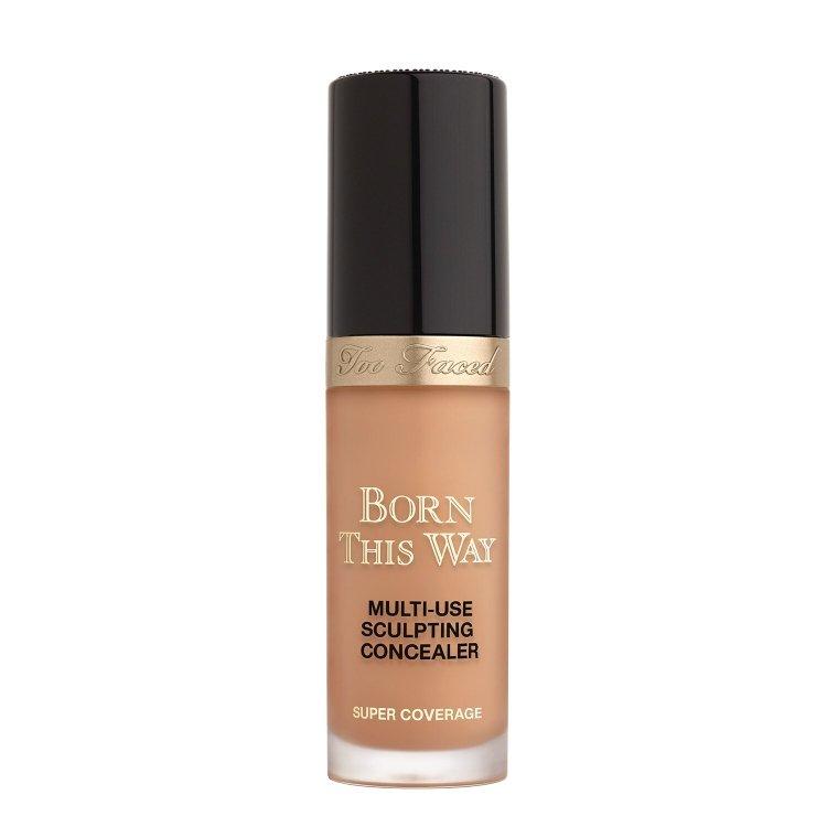 Too Faced Born This Way Super Coverage Concealer Correcteur Anti Cernes Butterscotch 15 Ml Inci Beauty