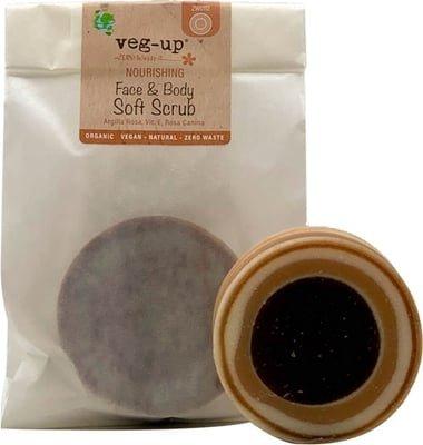 Veg Up Zero Waste Face Amp Body Scrub Nourishing 80 G